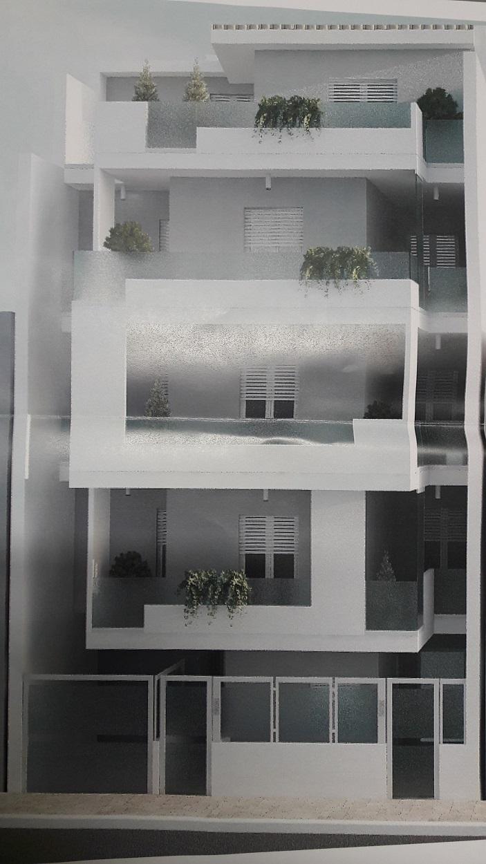 Nuova costruzione appartamenti da costruire traversa via for Lorusso arredamento andria