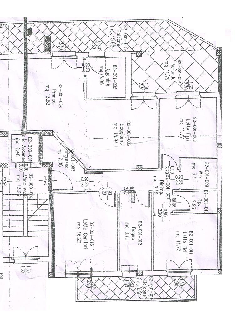 Novita appartamento zona via puccini andria cod for Lorusso arredamento andria