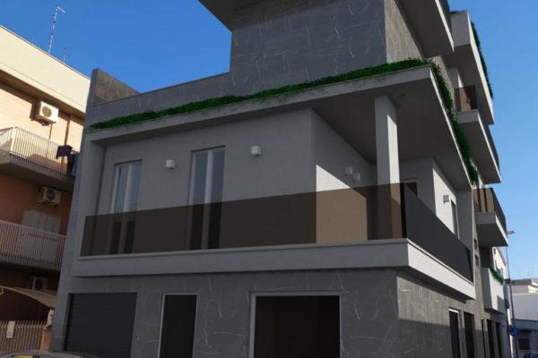 """""""CENTRALE""""__Prezzo a partire da Euro 140.000,00___Nuova costruzione appartamenti zona """"VIALE VENEZIA GIULIA"""" – Andria - cod. 377"""