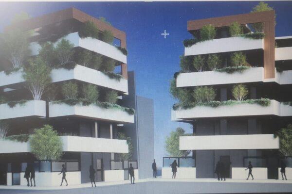 Cod. 153__ Classe energetica A4 --- Protocollo Itaca PUNTEGGIO 3__Nuova costruzione appartamenti Via Dante Alighieri/Via Todi – Andria -